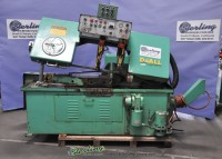 Used DoAll Semi-Automatic Horizontal Bandsaw