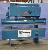 Used Chicago Mechanical Press Brake