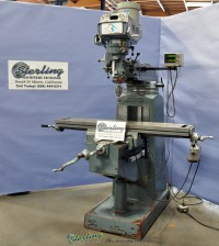 Used Chevalier Heavy Duty Vertical Milling Machine
