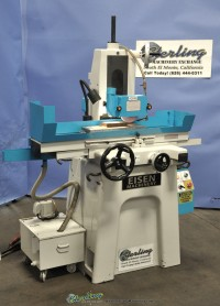 Used Eisen Precision Manual Surface Grinder