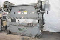 Used Cincinnati Mechanical Press Brake
