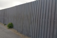 Brand New Metal Barrier Border Fencing Fencing B-Deck Roofing Sheets and Siding