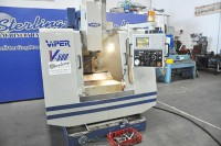 Used Mighty Comet Viper Vertical Machining Center