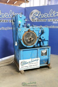Used Reed (3 Die) Cylindrical Thread Rolling Machine