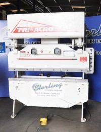 Used Tri-Acro (By Pacific) CNC Hydra Mechanical Press Brake