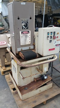 Used Timesavers Mini-Wet Belt Grinder
