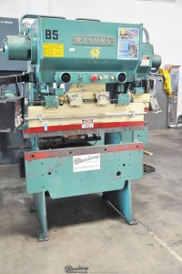 Used Wysong Hydra-Mechanical Press Brake