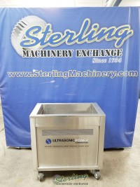 Used UltraSonic Parts Cleaner (Like New Condition)