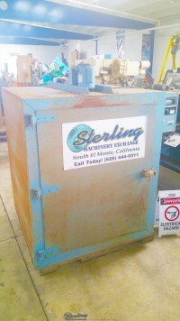 Used Pacific Combustion Engineering Oven