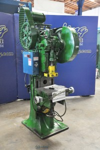 Used Bliss Geared Horn & Wiring Press (Adjustable Bed)