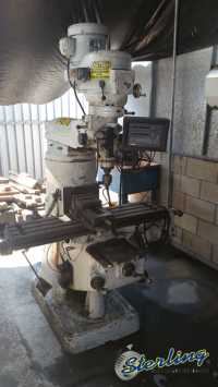 Used Bridgeport Variable Speed Vertical Mill