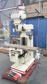 (New Old Stock) Mighty Comet Vertical Milling Machine