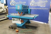 Used Strippit Single End Fabricator Punch
