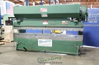 Used Chicago CNC Mechical Press Brake