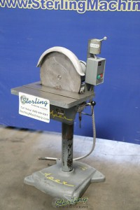 Used Apex Disc Sander (Heavy Duty)