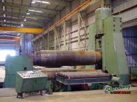 Used Voest Alpine Hydraulic (Hot Rolling) Plate Roll