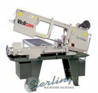 Brand New Wellsaw Horizontal Semi-Automatic Bandsaw with Extended Capacity