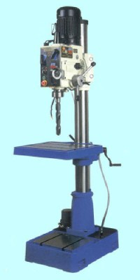 Brand New Acra RF Heavy Duty Geared Head Floor Type Drill Press With Powered Down Feed