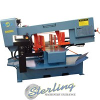 Brand New DoAll (SWIVEL HEAD) Heavy Duty Miter Cutting Horizontal Bandsaw With Automatic Feed and NC Control