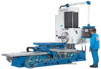Brand New Knuth Horizontal Drilling and Milling Table Type Boring Mill Machine