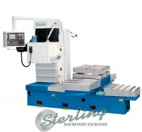 Brand New Knuth CNC Horizontal Boring Mill