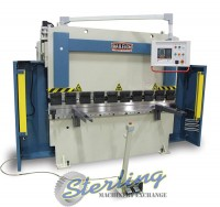 Brand New Baileigh 2 Axis CNC Programmable Hydraulic Press Brake