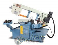 Brand New Baileigh Horizontal Semi-Automatic Dual Mitering (Swivel) Band Saw
