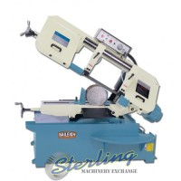 Brand New Baileigh Horizontal Metal Cutting Band Saw with Mitering (Swivel) Vise & Head