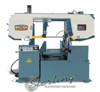 Brand New Baileigh Horizontal Column Type (Non-Mitering) Metal Cutting Band Saw