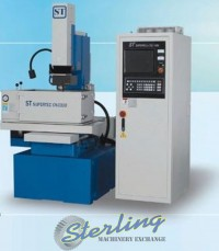Brand New SuperTec 3-Axis CNC Die Sinker EDM with 40 Amp Power Supply