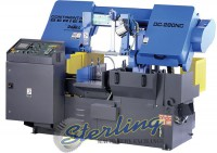 Brand New DoALL Continental Series™ Fully Automatic Horizontal Bandsaw