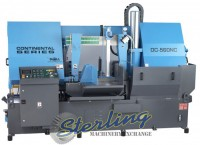 Brand New DoALL Continental SeriesΓäó Fully Automatic High Production Horizontal Bandsaw