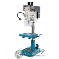 Brand New Baileigh Inverter Driven Variable Speed Drill Press