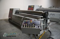 Brand New Quantum Double Pinch Hydraulic 3 Roll Plate Bender