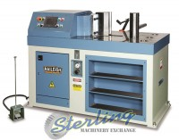 Brand New Baileigh Horizontal Hydraulic Press Brake with Touch Screen NC Controller