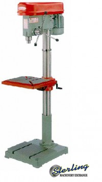 Brand New Acra Step Pulley Floor Drill