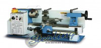 Brand New Baileigh Variable Speed Bench Top Lathe