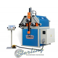 Brand New Baileigh CNC Hydraulic Double Pinch Angle Roll Bender