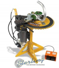 Brand New Baileigh Hydraulic Rotary Draw Tube & Pipe Bender