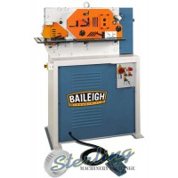 Brand New Baileigh 44 Ton 4 Station Ironworker