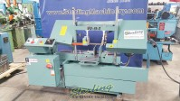 Brand New W.F. Wells Semi-Automatic Horizontal Twin Post Bandsaw *AMERICAN MADE*