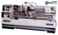 Brand New Birmingham Gap Bed Engine Lathe (Geared Head) WITH DRO INSTALLED
