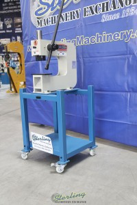 Used (Demo Machinery) Baileigh Gap Frame Bench Press
