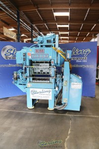 Used Bliss Punch Press