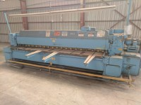 Used Wysong Heavy Duty Mechanical Shear