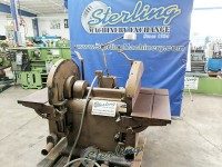 Used Wysong Heavy Duty Dual Disc Sander