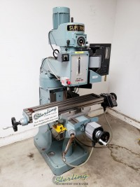 Used SuperMax CNC Vertical Milling Machine