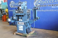 Used Hudson Machinery (Guidolin Girotto) Narrow Web Flat-Bed Die Cutting & Kiss Cutting Clicker Press