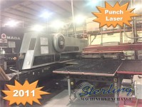 Used Amada CNC Servo-Electric Turret Punch Press