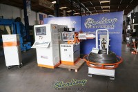 Used Latour Robomac Numalliance CNC 3D 5 Axis Wire Bender and Wire Forming Machine With Wire Feed System and Wire Cut-Off